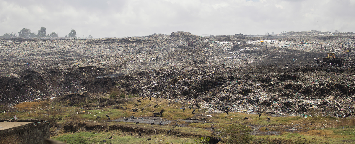 Kenya plastic