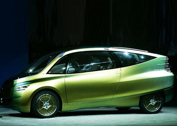 Boxfish car